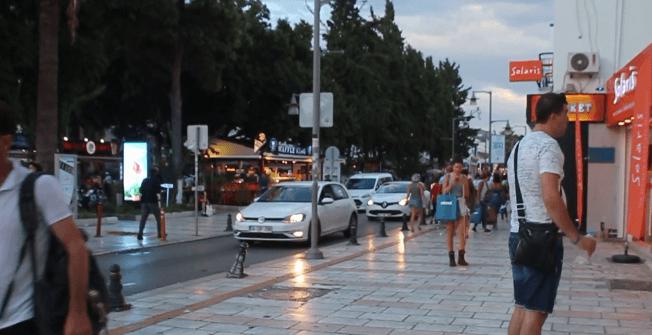bodrum elektrİk kesİntİsİ CEVAT ŞAKİR CADDESİ ESNAFI DERTLİ… cevat sakir caddesi 2