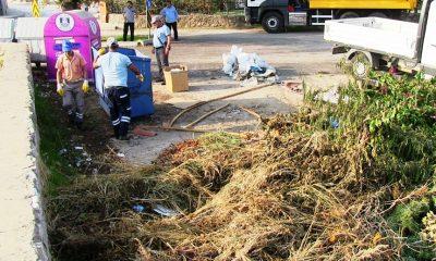 çevre temizlik BİR BÖLGEDEN 85 TON ATIK TOPLADILAR… ortakent temizlik 1 400x240