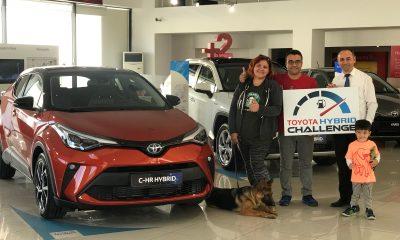 toyota plaza yatu bodrum TOYOTA HYBRİD CHALLENGE KAZANANI BELLİ OLDU… Toyota Hybrid Challenge kazanani 1 400x240
