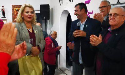 TURGUTREİS'E ESTETİK, RENK VE DEĞER KATMAK İÇİN BİR ARADALAR… turgutreis sanat    lar dernegi 6 400x240