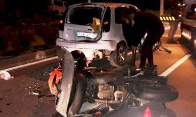 bodrum kaza KÖPEĞE ÇARPMAMAK İÇİN KONTROLÜNÜ KAYBEDİNCE… yokusbasi kaza 400x240