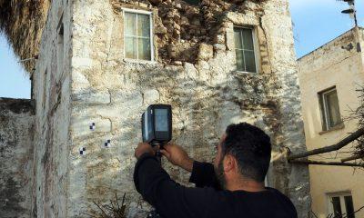 bodrum deprem Bodrum'un tescilli binaları için harekete geçildi… bodrum tescilli bina calismalari 1 400x240