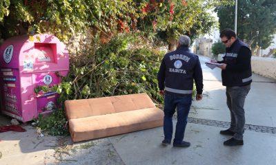 bodrum belediyesi zabıta Gelişi güzel atılan bahçe atıklarına cezai işlem uygulanıyor… bodrum zabita ceza 1 400x240