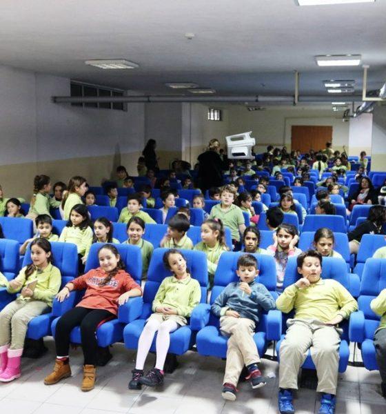 bodrum belediyesi Çevre koruma kontrol ve temizlik İşleri müdürlüğü Çocuklara çevre bilinci aşılanıyor… cevre bilinci egitimi 1 560x600