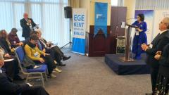 Ege Kent Konseyleri Birliği Genel Kurul Toplantısı İzmir'de yapıldı…