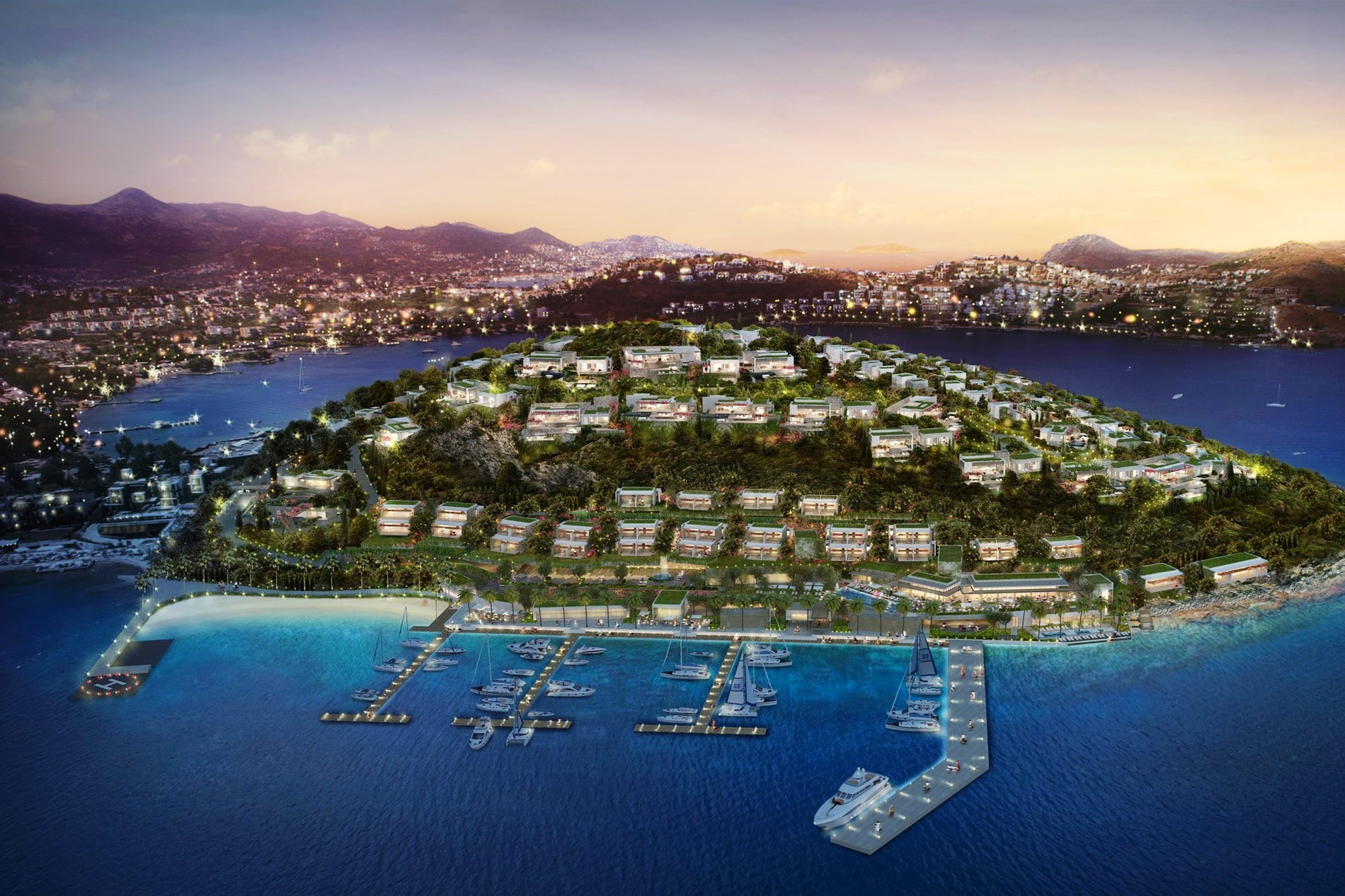 epique island EPİQUE ISLAND'IN İSKELESİ VE DOLGU ALANI İPTAL EDİLDİ… epique island