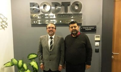 halil özyurt Bodrum 'Turizm Tanıtım ve Geliştirme Ajansı'na aday… halil ozyurt mahmut kocadon 400x240