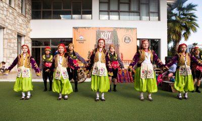 bodrum bahçeşehir koleji Bahçeşehir Koleji, Köy Şenliği'yle 'El Verdi' koy senligi 1 400x240