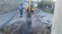 Bodrum Turgutreis'te İçme Suyu Hattı yenilendi…