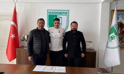bodrumspor sportif faaliyetler a.ş. Bodrumspor, iki futbolcuyla daha sözleşme imzaladı… abdullah topkara bodrumpor 400x240