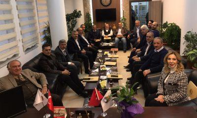 Cumhur İttifakı belediyeleri Köyceğiz'de toplandı… ak partili mugla belediyeleri 2 400x240