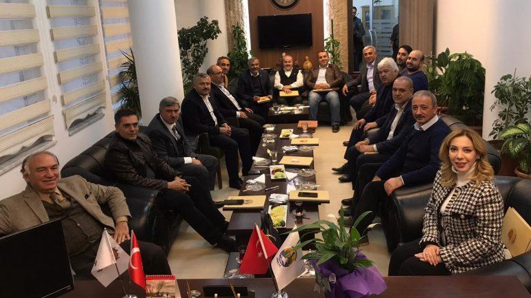 Cumhur İttifakı belediyeleri Köyceğiz'de toplandı…