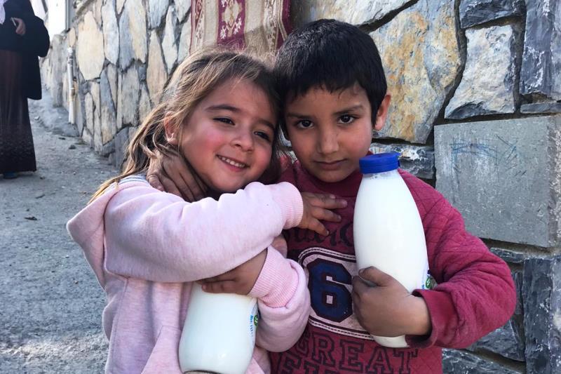 bodrum halk süt Çocukların sütü kapınızda… bodrum belediyesi halk sut 2