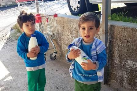 bodrum halk süt Çocukların sütü kapınızda… bodrum belediyesi halk sut 3