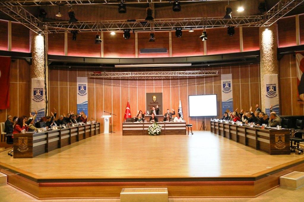 bodrum cemevi Bodrum Belediyesinden Cemevine rotasyon .. bodrum belediyesi meclis toplantisi 3