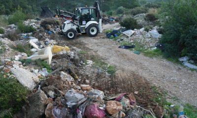 temizlik İşleri müdürlüğü Doğaya 65 ton atık bıraktılar… bodrum belediyesi temizlik 1 400x240