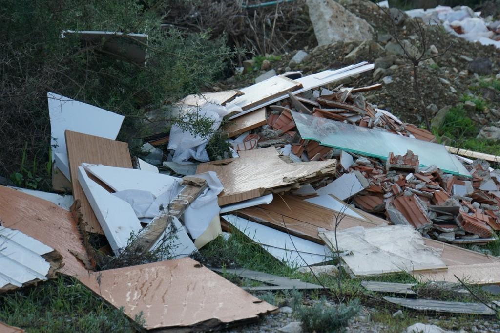 temizlik İşleri müdürlüğü Doğaya 65 ton atık bıraktılar… bodrum belediyesi temizlik 3