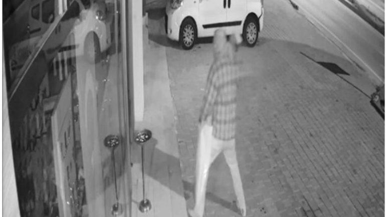 Ortakent'i canından bezdiren hırsız yakalandı…