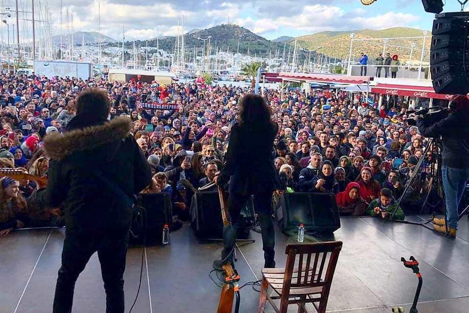 """bodrum yarımada karadenizliler derneği """"5. Hamsi Festivali"""" Bodrum'da düzenlendi… bodrum karadeniz festivali 1"""