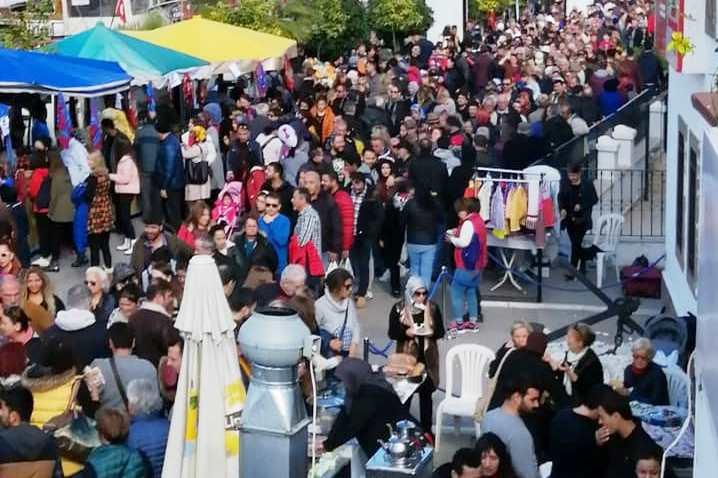 """bodrum yarımada karadenizliler derneği """"5. Hamsi Festivali"""" Bodrum'da düzenlendi… bodrum karadeniz festivali 2"""