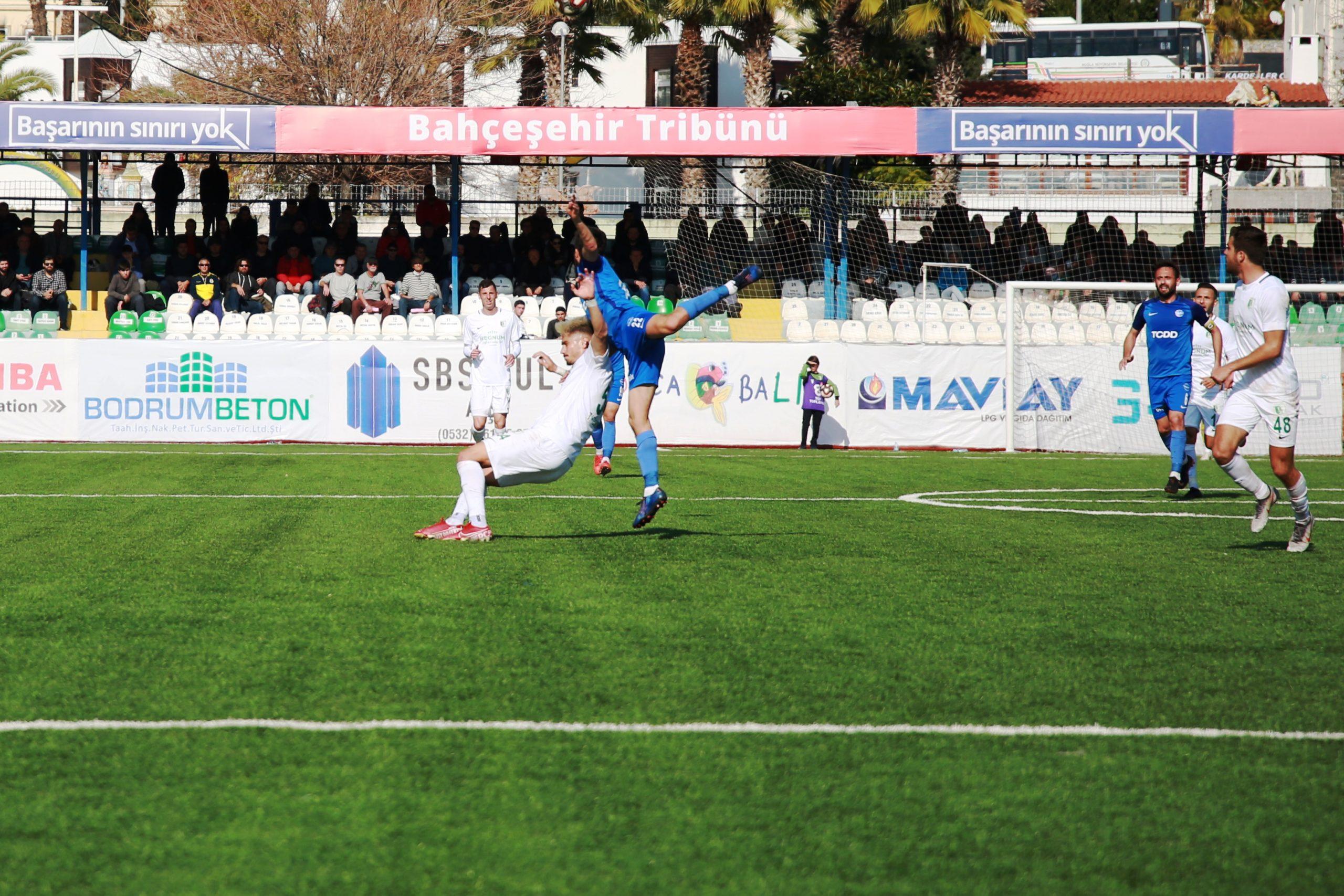 bodrumspor sportif faaliyetler a.ş. Maçın başında ve sonunda yediğimiz gollerle kaybettik… bodrumspor ankarademirspor 3 scaled
