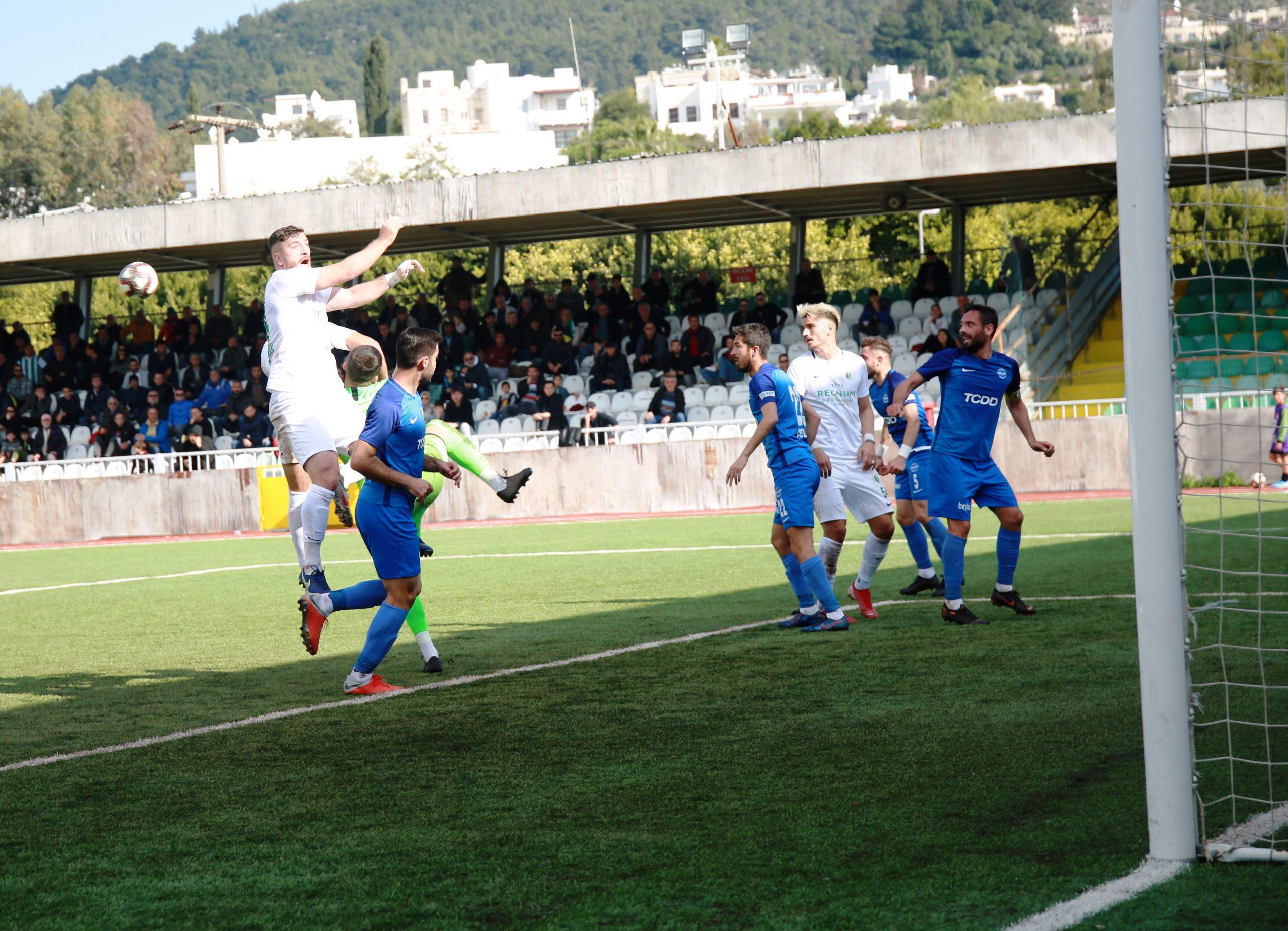bodrumspor sportif faaliyetler a.ş. Maçın başında ve sonunda yediğimiz gollerle kaybettik… bodrumspor ankarademirspor 4 scaled