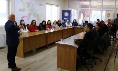bodrum belediyesi çağrı merkezi Bodrum çağrı merkezine personeline eğitim… cagri merkezi egitim 1 400x240