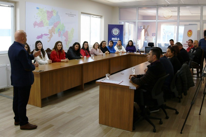 bodrum belediyesi çağrı merkezi Bodrum çağrı merkezine personeline eğitim… cagri merkezi egitim 1