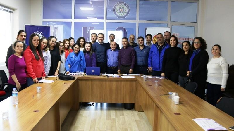 bodrum belediyesi çağrı merkezi Bodrum çağrı merkezine personeline eğitim… cagri merkezi egitim 2