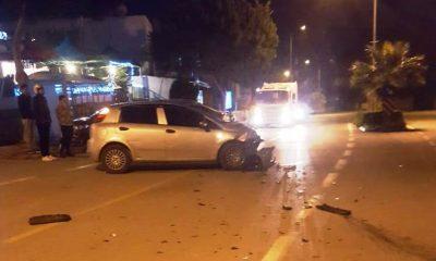 alparslan türkeş bulvarı Kafa kafaya çarpıştılar… konacik kaza 1 400x240