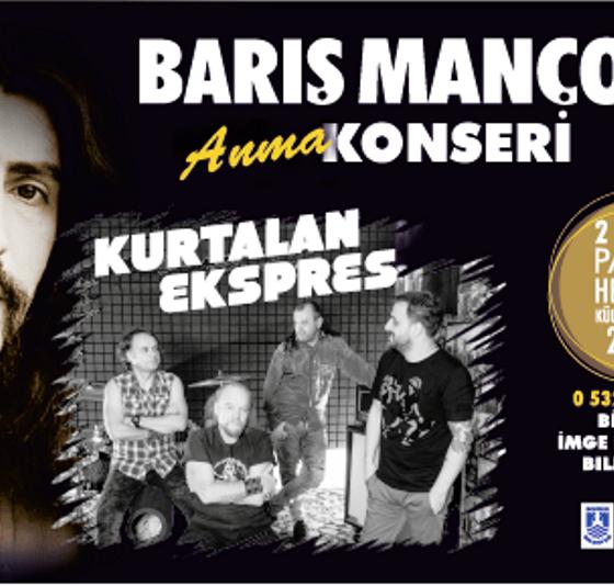barış manço Barış Manço'nun Kurtalan Ekspres'i Bodrum'da… kurtalan ekspres 560x534