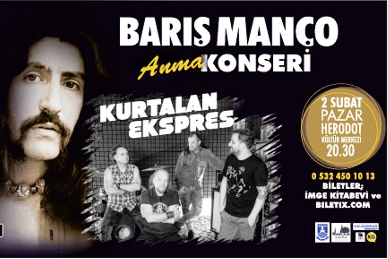 barış manço Barış Manço'nun Kurtalan Ekspres'i Bodrum'da… kurtalan ekspres
