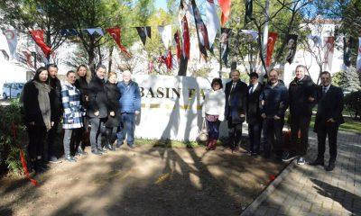 muğla gazeteciler cemiyeti Muğla Basın Parkı açıldı… mugla basin parki 400x240