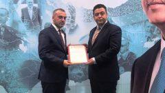 AK Parti Bodrum İlçe Başkanlığına Osman Gökmen atandı…