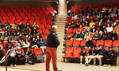 ahmet Özsaylak Öğrencilere sınav motivasyonu eğitimi verildi… sinav motivasyon egitimi 1 400x240