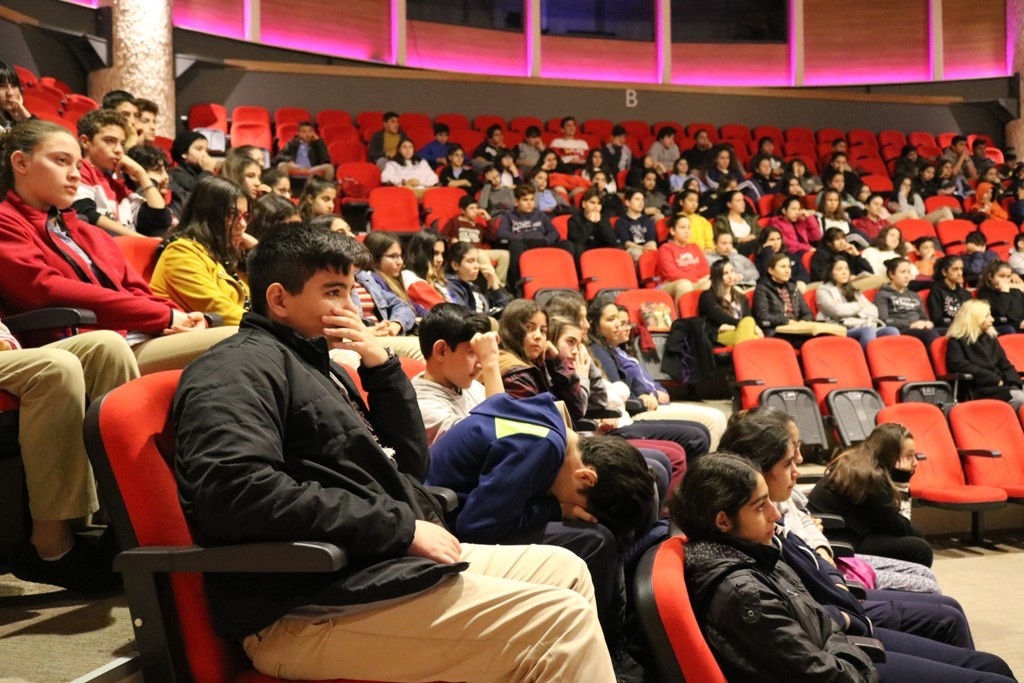 ahmet Özsaylak Öğrencilere sınav motivasyonu eğitimi verildi… sinav motivasyon egitimi 2