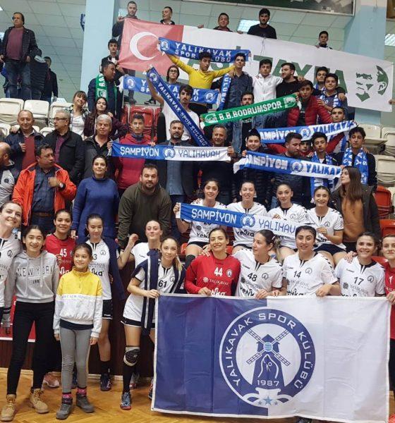 """yalıkavakspor """"Denizin Kızları"""" yarı finali kolayladı… yalikavakspor 1 560x600"""