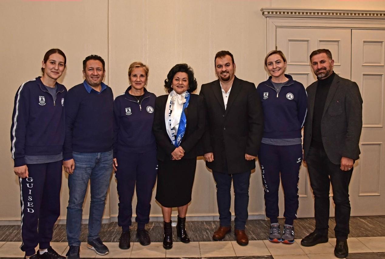 yalıkavakspor Yalıkavakspor, Gençlik ve Spor İl Müdürülüğünü ziyaret etti… yalikavakspor mugla valiligi ziyaret