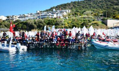 bodrum international optimist regatta 20 ülke 61 kulüp ve 567 yelkenci kayıt yaptırdı… 8 bodrum international optimist regatta 1 400x240