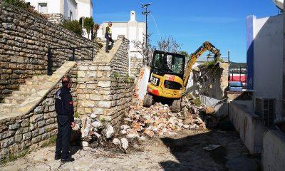 Mal sahipleri kendi yıkımlarını kendileri yapıyor… bodrum belediyesi yikim 1 400x240