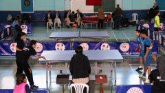 Yıldızlar masa tenisi il birinciliği yapıldı…
