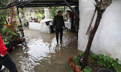 Kuvvetli yağış Yalıkavak'ta su taşkına sebep oldu… yalikavak su baskini 3 400x240