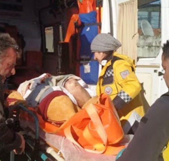 derince mahallesi Yanan kadın ambulans uçakla İstanbul'a sevk edildi… yanan kadin u  akla sevk edildi 560x532
