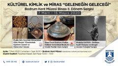 Kent Müzesi 2.Dönem sergisi başlıyor…