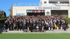 TBMUN, 375 öğrencinin katılıyla TED Bodrum Kolej'de gerçekleştiriliyor…