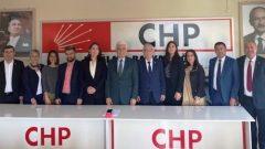 CHP Muğla'da Kılıçdaroğlu'na desteğini açıkladı…