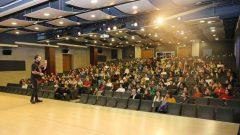 Uğur Batı TED Kolejde ebeveynlerle buluştu…