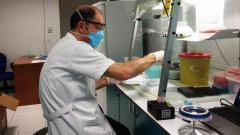 Virüs numuneleri Muğla'da inceleniyor…