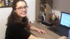 Bodrumlu Öğrenci Ada Uslu Almanca Olimpiyatlarına Katılacak…