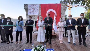 Bodrum Kalesinin Açılış Töreni Bakan Ersoy'un Katılımıyla Gerçekleşti…